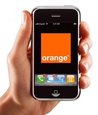Orange promet le méga pour la 3G de l'iPhone! 1