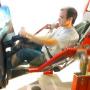 Force Dynamics 401 : Le simulateur de conduite !