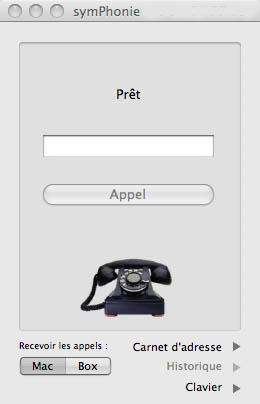 SymPHONIE : Service Téléphone SIP pour les abonnés de Free.fr