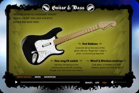 Rock Band Basse