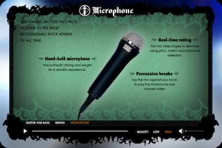 Rock Band Micro