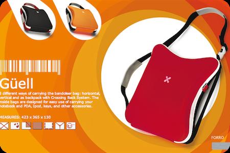 Gamme de sacoches VAX BARCELONA pour PC Portables