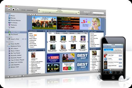 iTunes bientôt compatible avec les téléphones Sony Ericsson