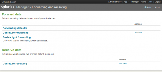 splunk_manager-forwarding-receiving