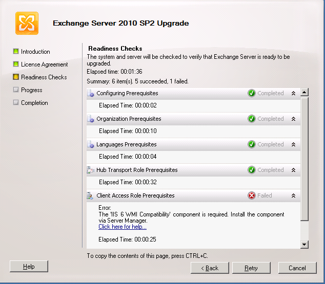 Exchange2010-Error-IIS6WMI
